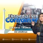 container jakarta kumai