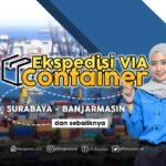 ekspedisi container surabaya banjarmasin