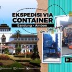 ekspedisi container bandung ambon