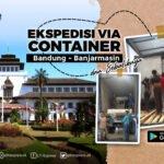 ekspedisi container bandung banjarmasin