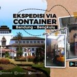 ekspedisi container bandung padang
