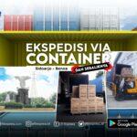 ekspedisi container sidoarjo benoa