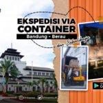 ekspedisi container bandung berau