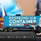Ekspedisi Via Container Mojokerto Berau