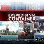container sidoarjo dumai