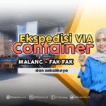 container malang fakfak