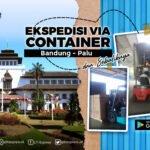 ekspedisi container bandung palu