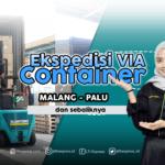 ekspedisi container malang palu