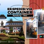 Ekspedisi Via Container Bandung-Reo