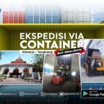 ekspedisi container sidoarjo tangkiang