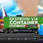 container mojokerto terntate