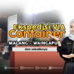 ekspedisi container malang waingapu