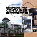 container bandung dumai