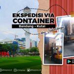 container bandung kutai