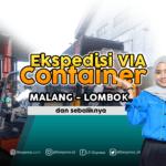 ekspedisi container malang lombok
