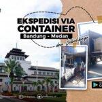 container bandung medan