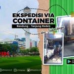 ekspedisi container bandung tanjung redeb