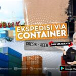 ekspedisi container gresik aceh