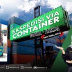 ekspedisi container jepara atambua