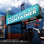 container jepara batam