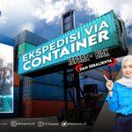 ekspedisi container jepara biak