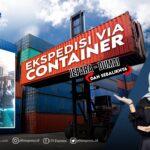 ekspedisi container jepara dumai