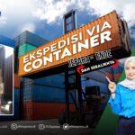 container jepara ende