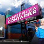ekspedisi container jepara gorontalo
