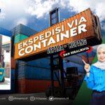container jepara kupang