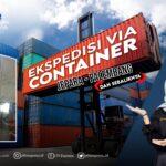 ekspedisi container jakarta palembang