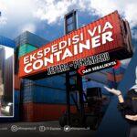 ekspedisi container jepara pekanbaru