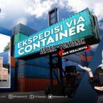container jepara pontianak
