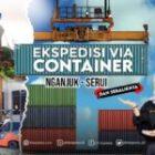 Ekspedisi Container Nganjuk Serui