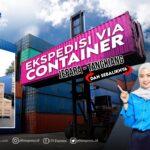 ekspedisi container jepara tangkiang