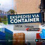 container gresik tarakan
