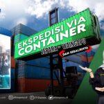 ekspedisi container jepara waingapu